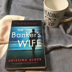 """The Banker's Wife"" by Cristina Alger"